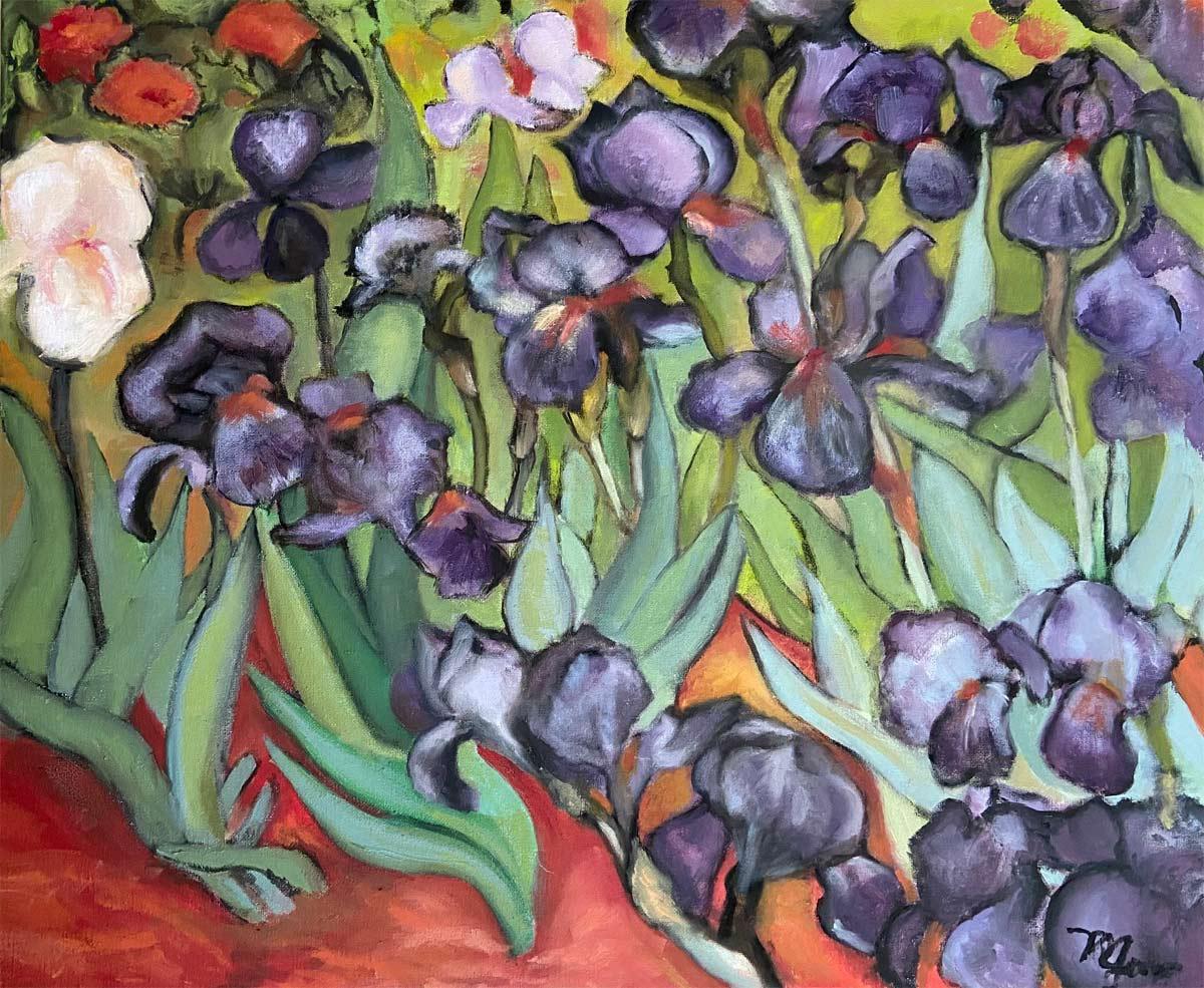 Vincent Irises